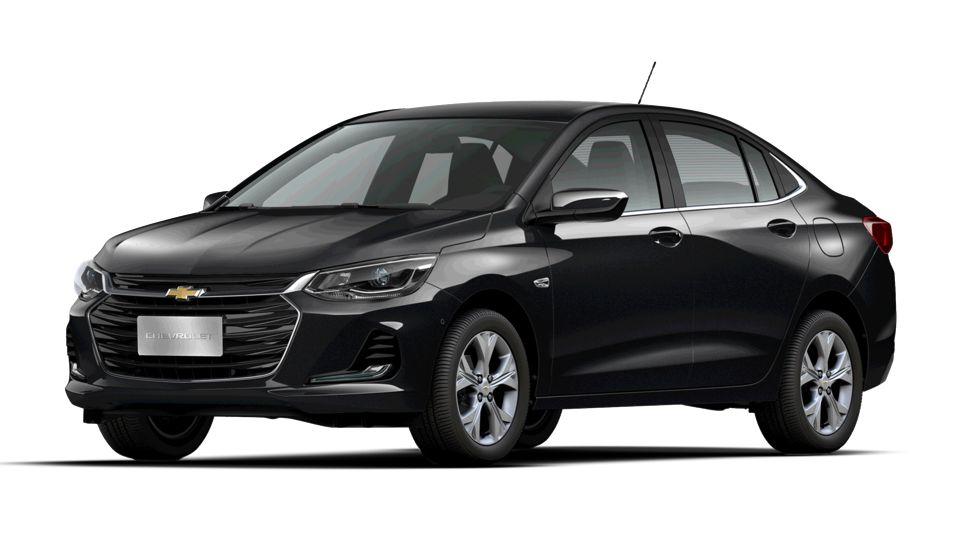 O motor 1.0 Turbo da Chevrolet permite que o Onix Plus consuma apenas 13,7 km/l na cidade e 17 km/l na estrada (Fonte: Chevrolet/Divulgação)