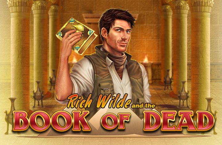 Book of Dead - легендарный слот Play n Go.