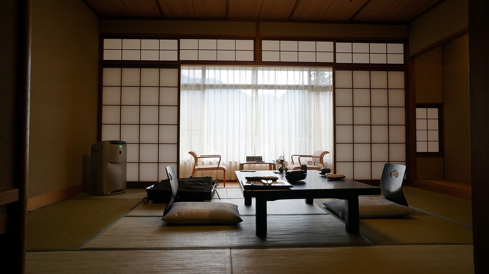 "Say ""Konnichiwa"" To Japanese Interior Design"