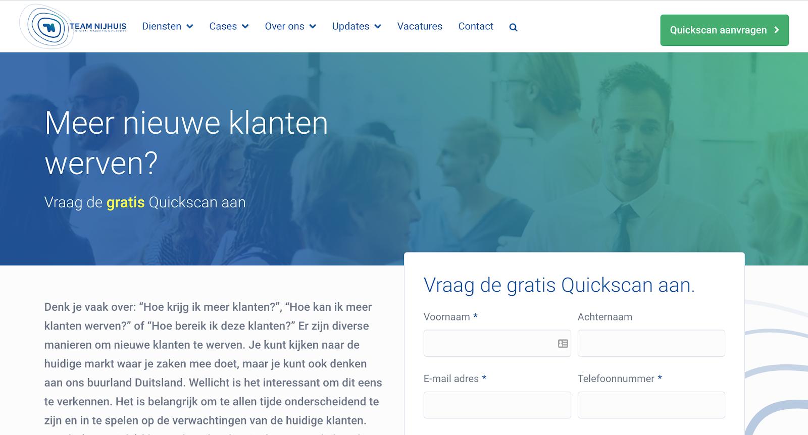 Team Nijhuis - propositie bureau 2