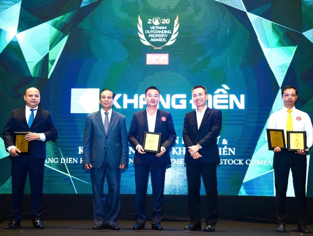 Khang Điền là công ty được xây dựng và phát triển trong thời gian hơn 20 năm