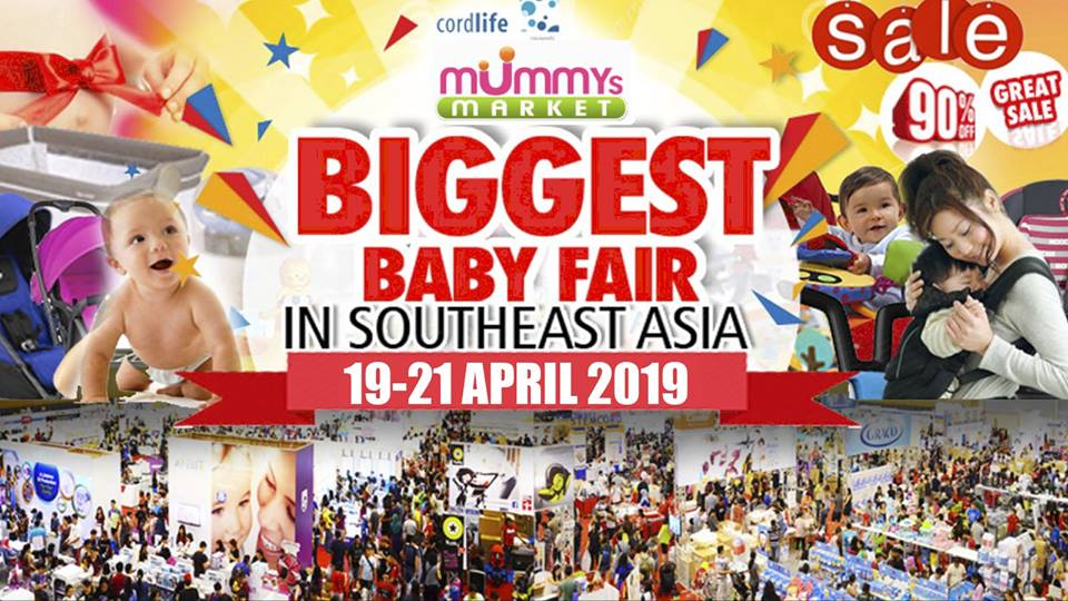 Baby Fair Events in Singapore