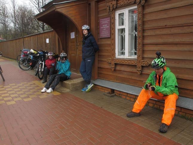 Отчет о прохождении велосипедного некатегорийного туристского спортивного маршрута с элементами 2 категории сложности по Московской, Тульской и Калужской областям