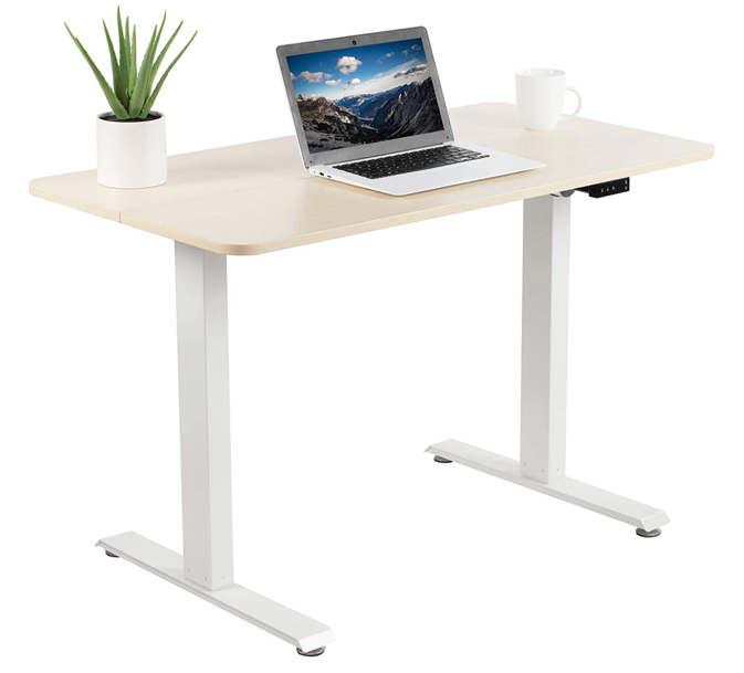 A computer on a table  Description automatically generated with medium confidence