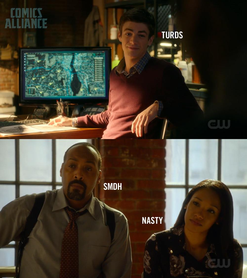 The Flash' Season 1 Recap, Episode 1: 'Pilot'