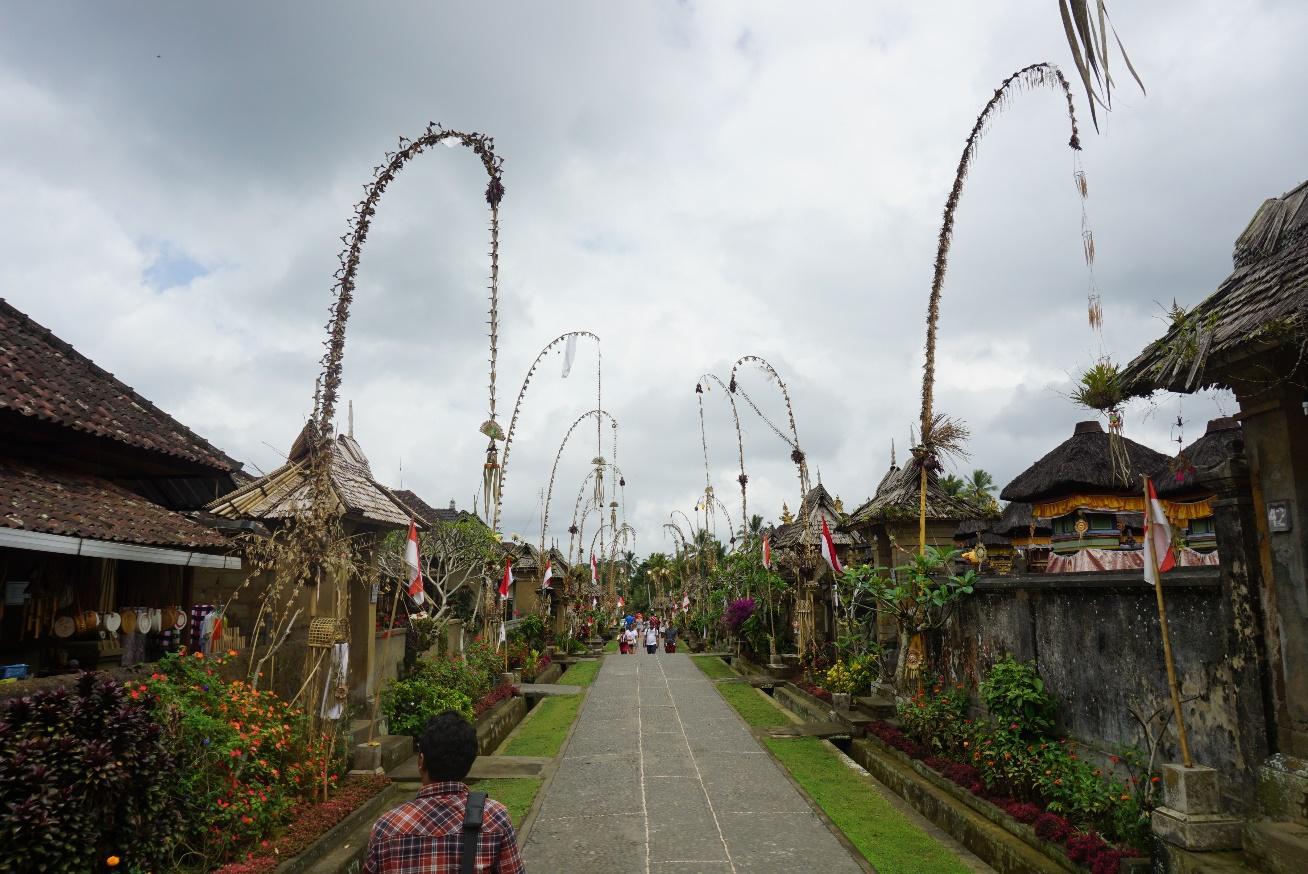 penglipuran village bali 2019