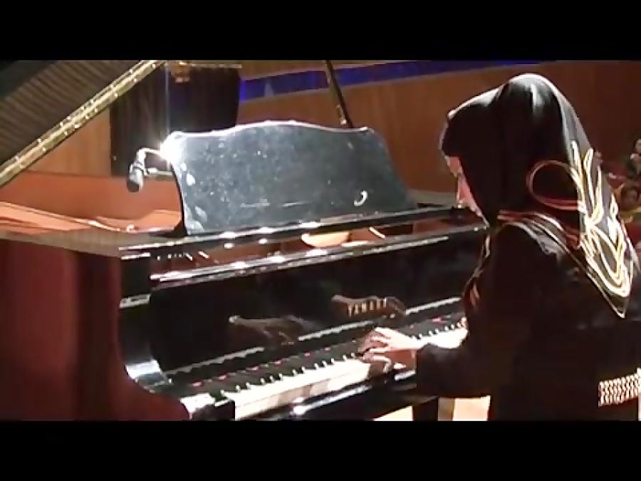 کنسرت شماره ۲۹ آموزشگاه موسیقی فریدونی ۶ تیر ۱۳۹۳ فرهنگسرای نیاوران