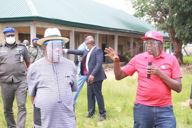 WE SHALL REVAMP FAMOUS SECONDARY SCHOOLS IN THE STATE- Wike