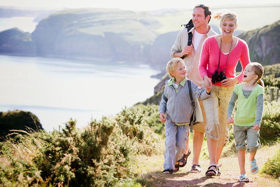 Kết quả hình ảnh cho du lịch gia đình