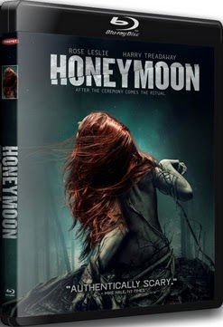 Filme Poster Honeymoon BDRip XviD Dual Audio & RMVB Dublado