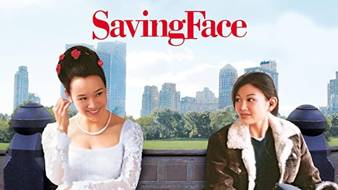 SavingFace movie banner