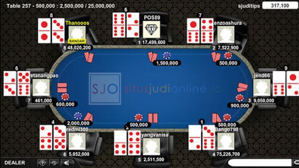 pkv games bandar poker