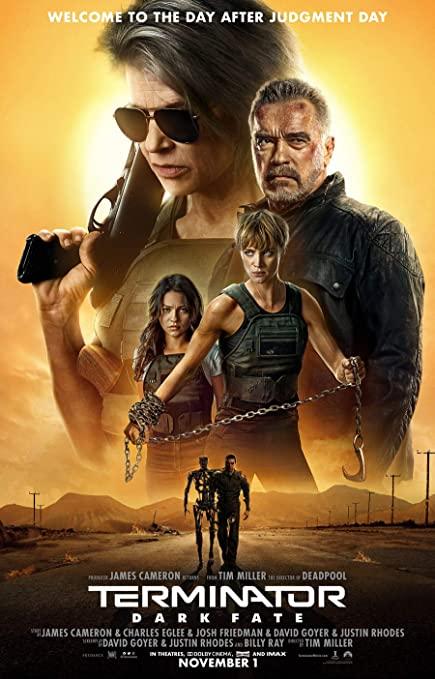 Arnold Schwarzenegger, Terminator Dark Fate
