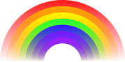 Image result for pride rainbow