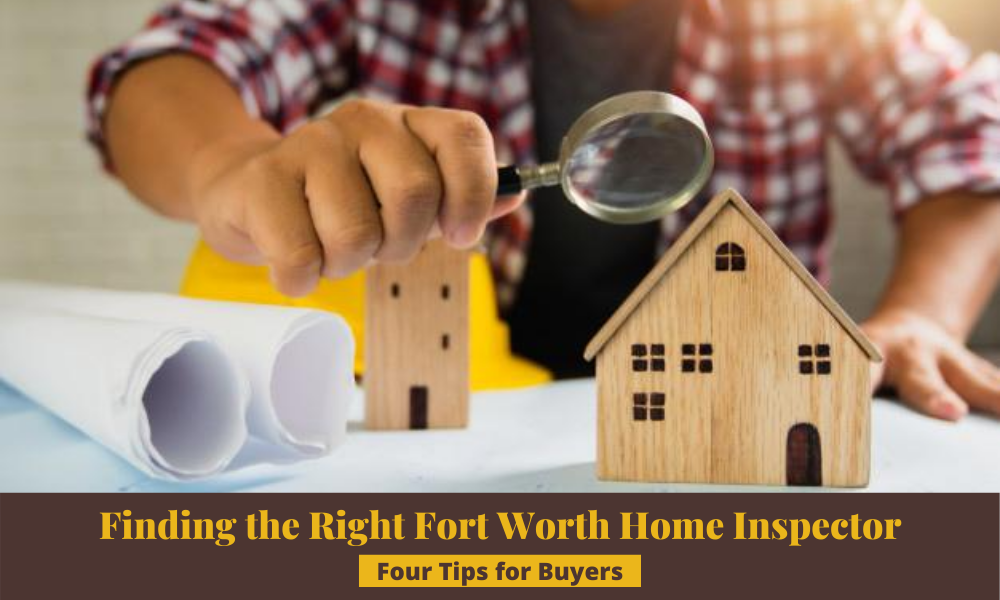 Finding the right fort worth home inspector - lupe on the small woden house