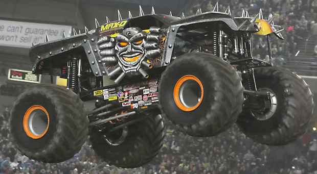 MONSTER JAM WORLD FINA