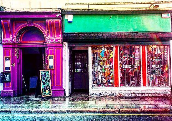 Image result for The Egg Cafe, Liverpool