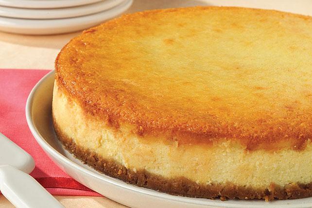 Classic Italian Cheesecake - My Food and Family