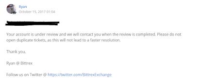 robot trading software bittrex support not responding