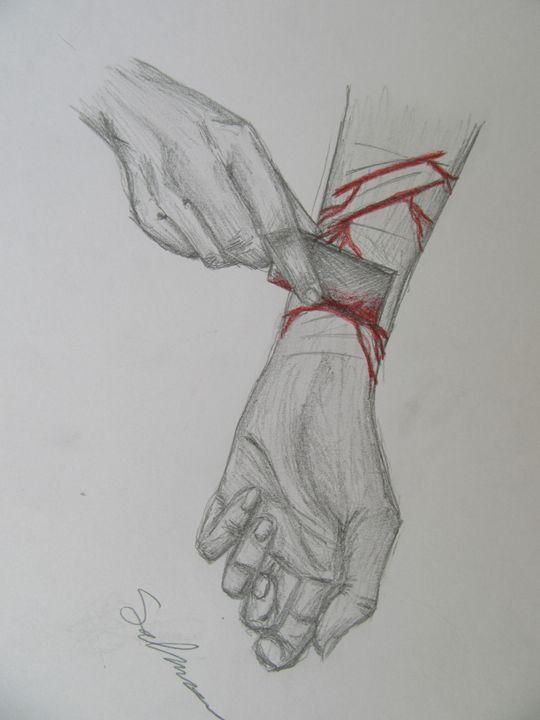 Depression tattoos