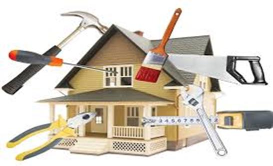 Sửa chữa để ngôi nhà trở nên đẹp hơn