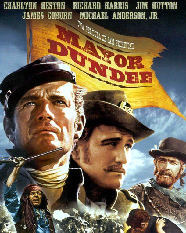 Mayor Dundee (1964, Sam Peckinpah)