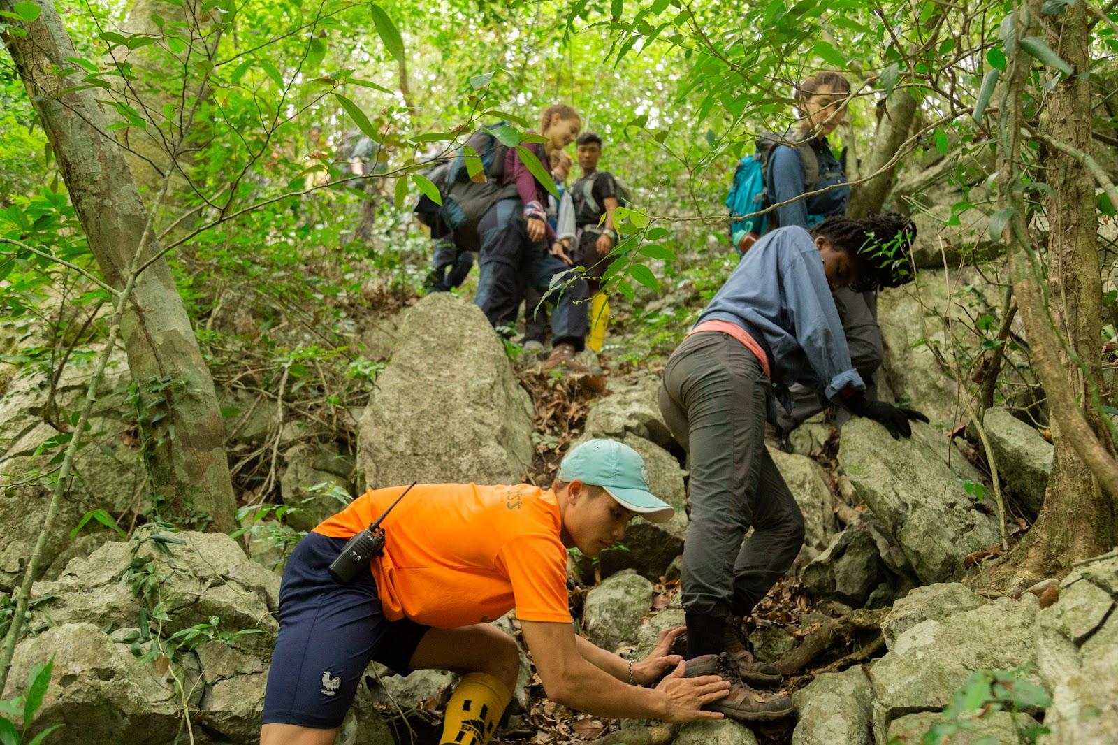Phong Nha/Ke Bang National Park outdoor activity - Exploring Fantastic Phong Nha with Jungle Boss