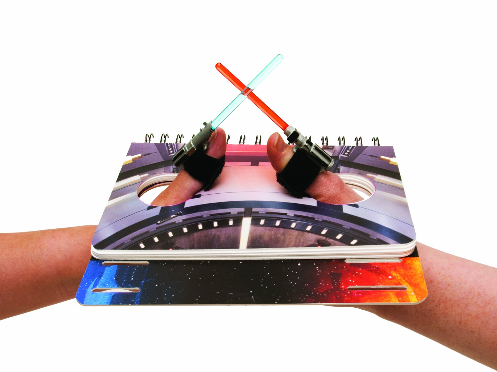 Star Wars Thumb Wrestling Kit