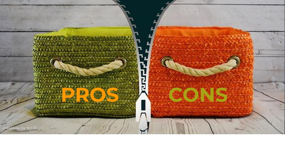 Pros & Cons Illustration