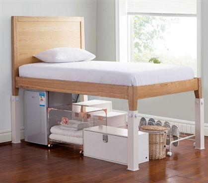 Are Bed Risers Safe Guide To Select, How To Use Furniture Risers