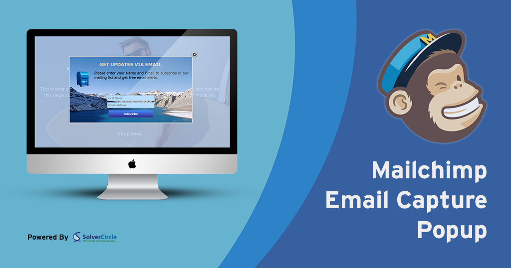 mailchimp email shopify