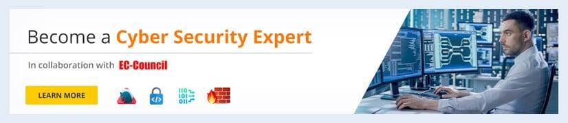 Become a Cyber Security Expert