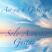 Solo Acoustic Guitar Songs: Air on a G String