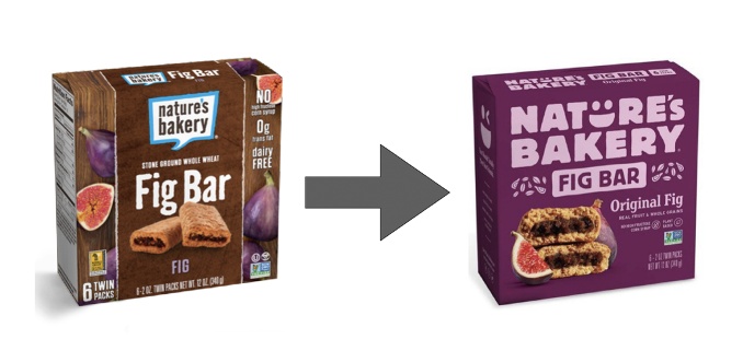 How the right packaging can be a $200 Million Decision  Nature's Bakery Branding and Packaging Design by Hatch Design SF