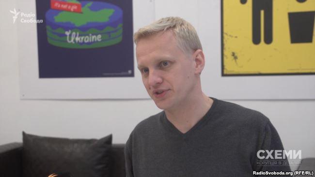 Віталій Шабунін переконаний, що треба міняти керівництво держпідприємства