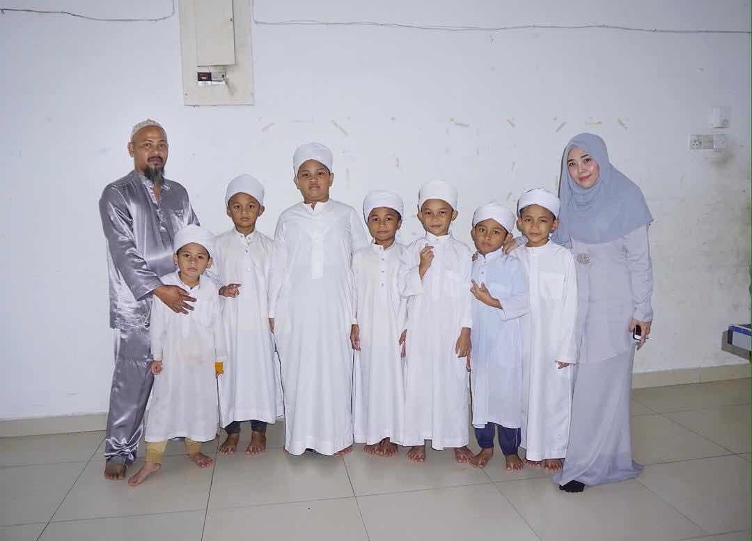 madrasah Tahfiz Seri Alam Gombak Premium Beautiful Therapants Herba Maharani Gombak KL