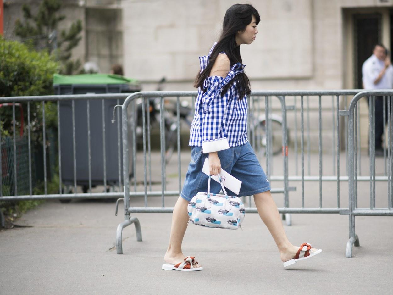 5 maneiras novas de usar shorts jeans 01