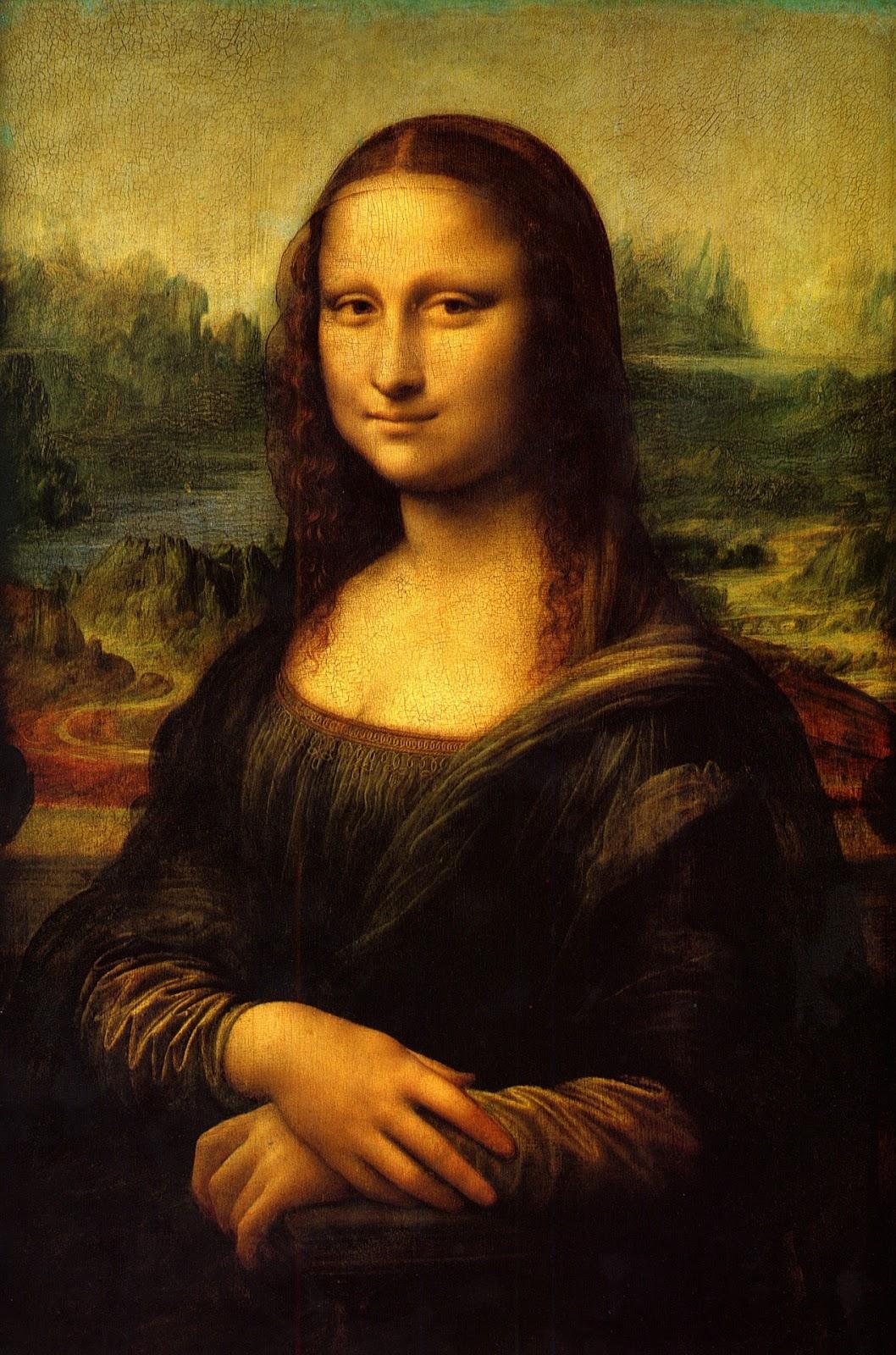 Mona lisa smil