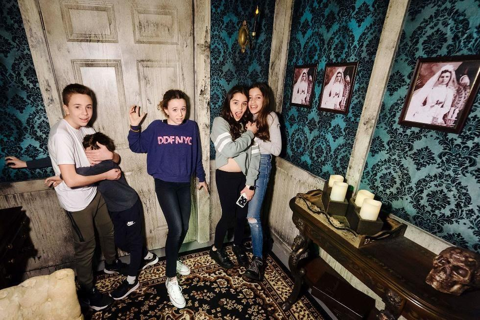 These cool escape rooms are way better than the new movie