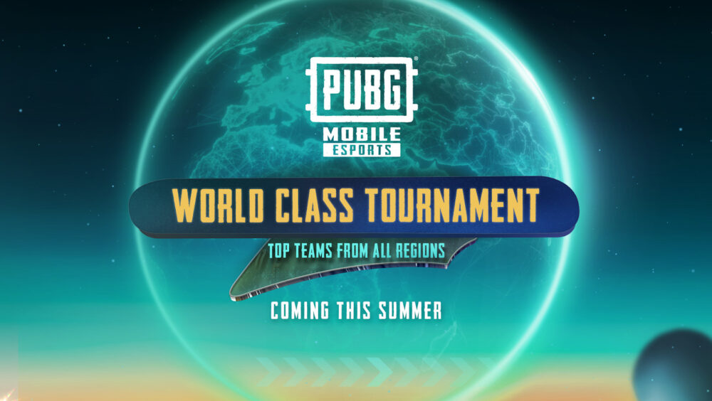 """The new head-to-head PUBG Mobile """"World Class Tournament"""" is coming this summer"""