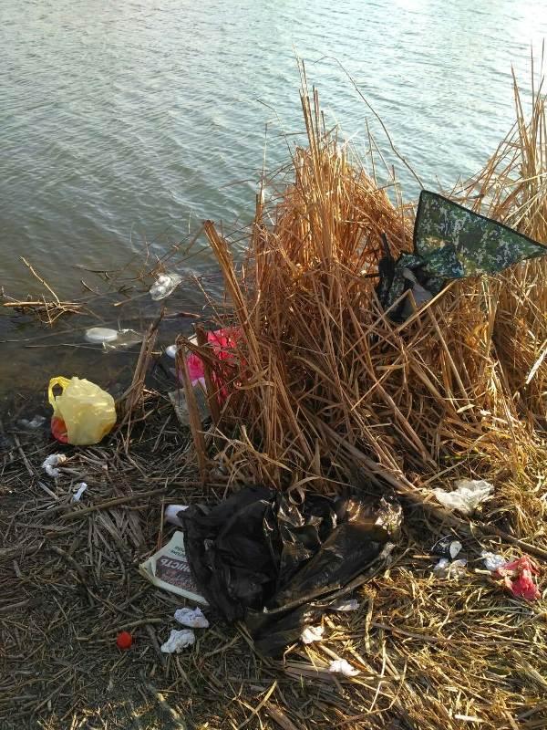 Активист из Измаила поддержал акцию по сбору мусора, собрав грузовик мусора