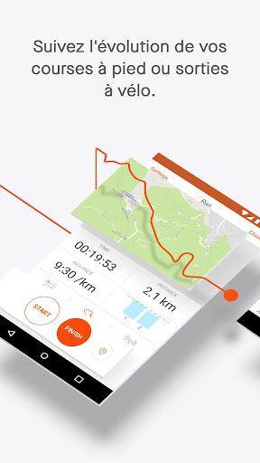 Strava GPS Running et Cyclisme– Vignette de la capture d'écran