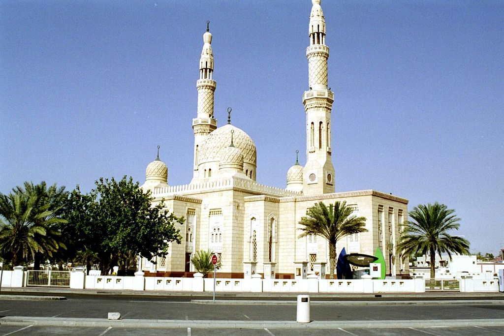 Jumeriah Mosque Dubai