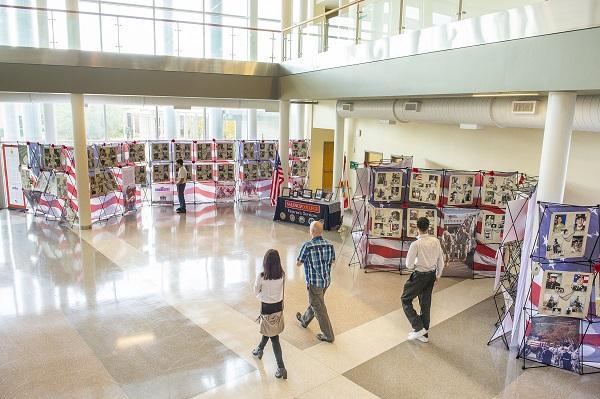 valencia college foyer
