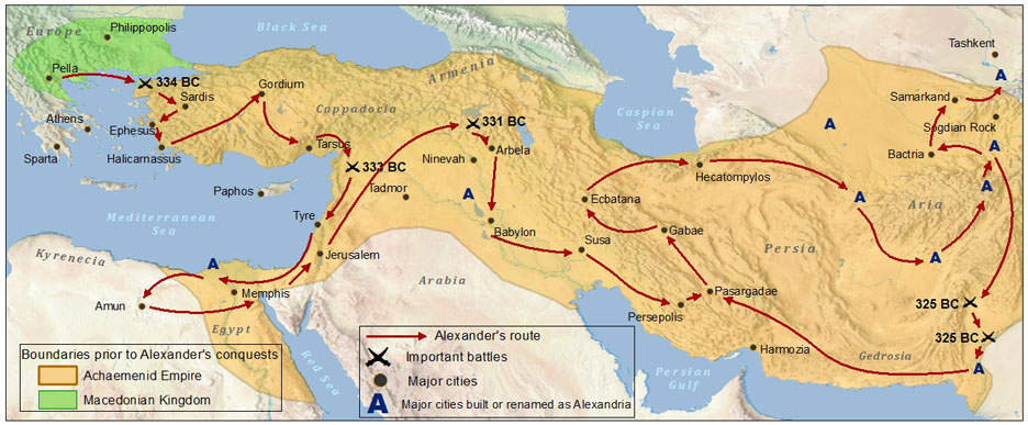 How Great Was Alexander the Great?: Was Alexander the Great ... on after alexander the great empire, ancient greece, ancient egypt, napoleon bonaparte, map of augustus caesar empire, map of rivers of the world, breakup of alexander's empire, map of land conquered by alexander the great, battle map alexander the great empire, map of bactrian empire, map of napoleon's empire, peloponnesian war, map ancient greece alexander the great, map of seleucus empire, cleopatra vii of egypt, map alexander great expansion map, extent of alexander's empire, byzantine empire, blank map of alexander's empire, map of magadha empire, how big was alexander's empire, map of the greek empire, philip ii of macedon, roman empire, map of pyramids around the world, julius caesar, cyrus the great, map of phoenician empire, map of the muslim empire, alex the great empire,