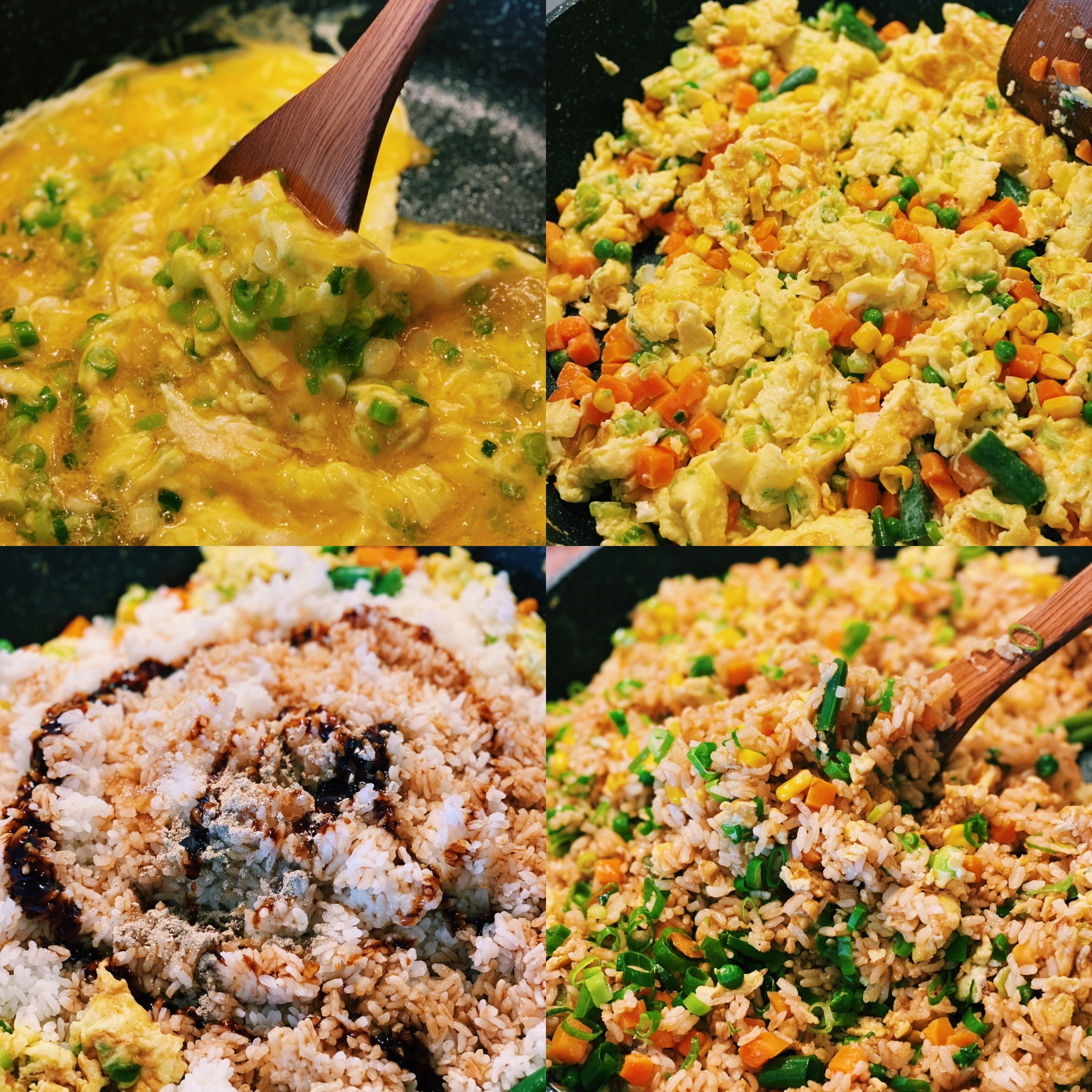 Egg Fried Rice (Better Than Takeout!)