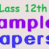 Practice Class 12th Commerce Sample Papers to Ace the Exams