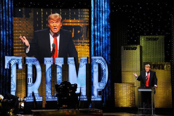 Mr. Trump donated $400,000 from a Comedy Central special to his foundation, which later shut down after accusations of self-dealing.