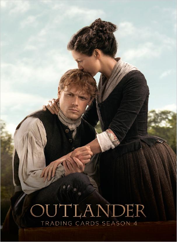 Outlander Trading Cards Season 4: Promo Cards P7