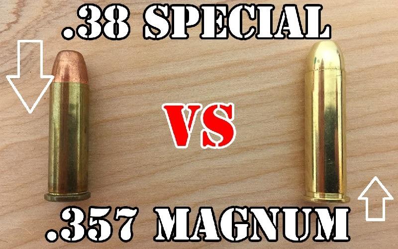 сравнение патронов для револьвера